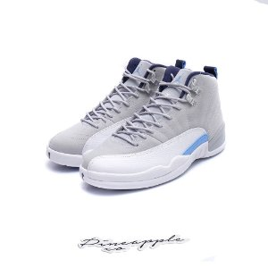 "Nike Air Jordan 12 Retro ""University Grey"" -NOVO-"