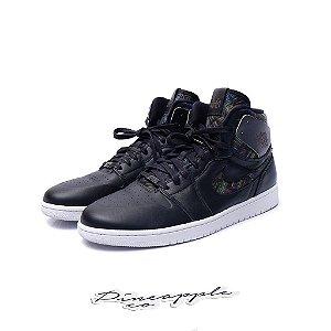 "Nike Air Jordan 1 Nouveau ""BHM"" -NOVO-"