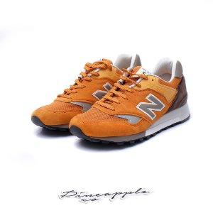 "New Balance M577ETO English Tender Pack ""Orange"""