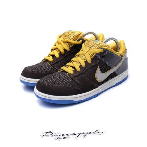 "Nike SB Dunk Low Brazil Custom Series 03 ""Rodrigo Petersen"""
