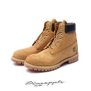 """Timberland 6-inch Premium Waterproof Boots """"Yellow"""""""