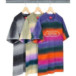ENCOMENDA - SUPREME - Camiseta Rainbow Stripe