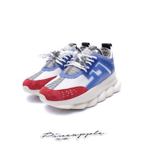 "Versace Chain Reaction 2 Chainz ""White/Blue/Red"""