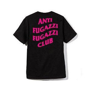 "YEEZY BUSTA - Camiseta Anti Fugazzi Club ""Black/Pink"""