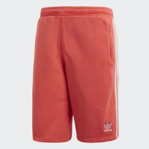 "adidas - Bermuda 3-Stripes ""Red"""