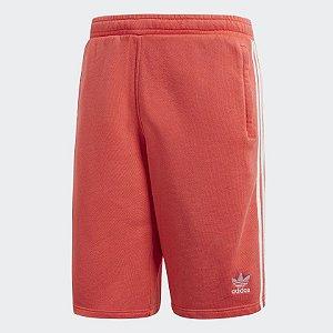"adidas - Bermuda 3-Stripes ""Red"""