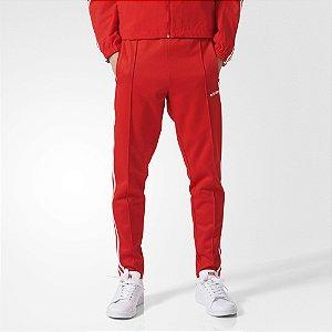 """adidas - Calça Track """"Red"""""""