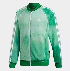 "adidas - Jaqueta Pharrell Williams HU HOLI ""Green"""