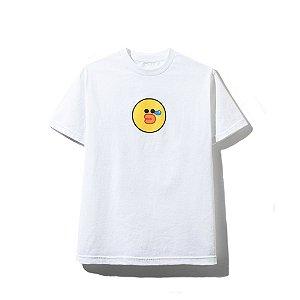 "ANTI SOCIAL SOCIAL CLUB x LINE FRIENDS - Camiseta SALLY ""White"""