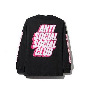 """ANTI SOCIAL SOCIAL CLUB - Camiseta Block Me """"Black"""""""