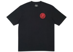 "PALACE - Camiseta Pircular S/S ""Black"""