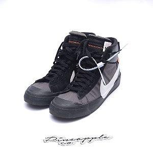 "Nike Blazer Mid x Off-White ""Grim Reaper"" -USADO-"