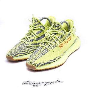 "ENCOMENDA - adidas Yeezy Boost 350 v2 ""Semi Frozen Yellow"""
