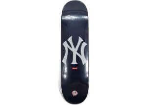 "SUPREME - Shape New York Yankees Deck ""Navy"""