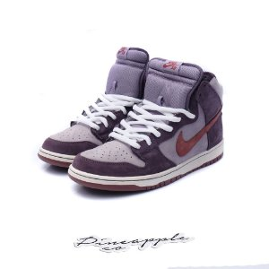 "Nike SB Dunk High Premium ""Plum"""