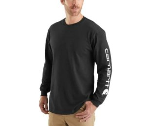 "CARHARTT- Camiseta Graphic ""Black"""