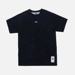 "KITH X TOMMY HILFIGER - Camiseta Mini Flag ""Black"""