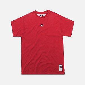 "KITH X TOMMY HILFIGER - Camiseta Mini Flag ""Red"""