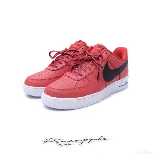 "Nike Air Force 1 Low x NBA ""University Red"""