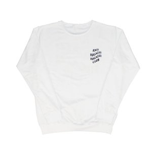 "YEEZY BUSTA - Moletom Anti Fugazzi Club ""White"""
