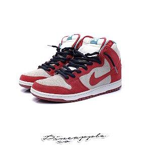 "Nike SB Dunk High Pro ""Dr. Seuss"""