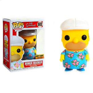 FUNKO POP! - Boneco Homer Muumuu #502 (Hot Topic Exclusive)