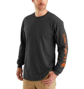 "CARHARTT - Camiseta Graphic ""Charcoal"""