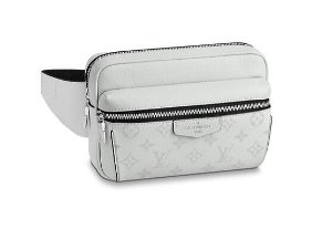 "ENCOMENDA - LOUIS VUITTON - Pochete Waist Outdoor ""White"""