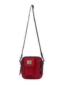 "ENCOMENDA - CARHARTT - Bolsa Shoulder Essentials Small ""Red"""