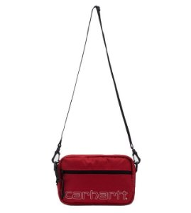 "ENCOMENDA - CARHARTT - Bolsa Shoulder Team Script ""Red"""