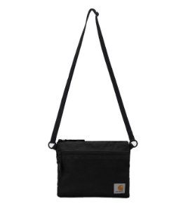 "ENCOMENDA - CARHARTT - Bolsa Shoulder Jacob ""Black"""