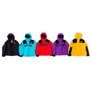 ENCOMENDA - Supreme x The North Face - Jaqueta Arc Logo Mountain Parka