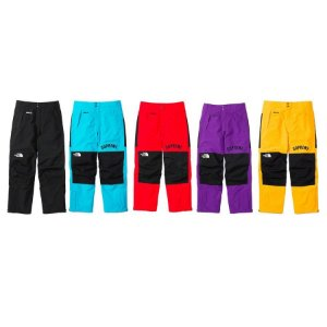 ENCOMENDA - Supreme x The North Face - Calça Arc Logo Mountain