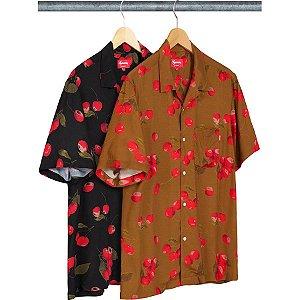 ENCOMENDA - SUPREME - Camisa Cherry Rayon