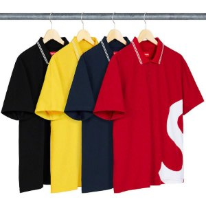 ENCOMENDA - SUPREME - Camiseta Polo S Logo