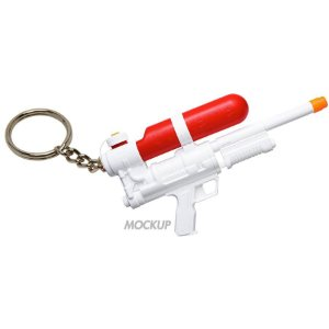 ENCOMENDA - Supreme x Super Soaker-  Chaveiro Watergun 50 Blaster