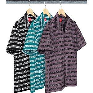 ENCOMENDA - SUPREME - Camisa Key Stripe