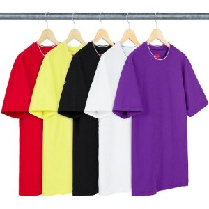 ENCOMENDA - SUPREME - Camiseta Stripe Rib Waffle