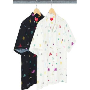 ENCOMENDA - SUPREME - Camisa Deep Space Rayon
