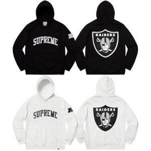 ENCOMENDA - Supreme x NFL x Raiders - Moletom