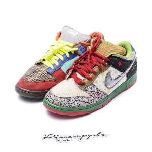 "Nike SB Dunk Low ""What the Dunk"""