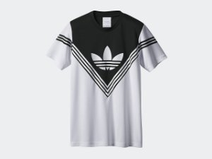 "adidas - Camiseta Mountaineering ""White/Black"""