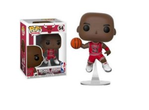 FUNKO POP! - Michael Jordan Chicago Bulls Uniform #54