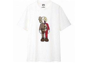 """UNIQLO x KAWS - Camiseta Flayed """"White"""""""