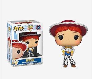 ENCOMENDA - FUNKO POP - Boneco Toy Story 4 Jessie #526