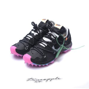 "NIKE x OFF-WHITE - Zoom Terra Kiger 5 ""Black"" -NOVO-"