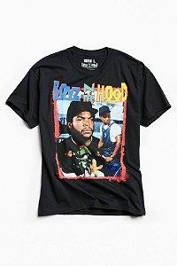 "VINTAGE - Camiseta Boyz N The Hood ""Black"""