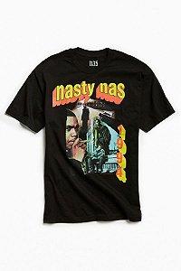 "VINTAGE - Camiseta Nasty Nas ""Black"""
