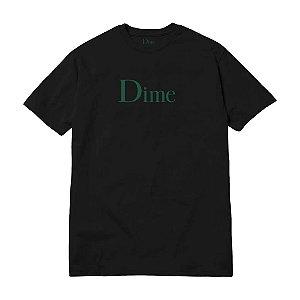 """DIME - Camiseta Classic Logo """"Black"""""""
