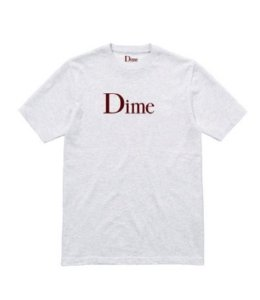 """DIME - Camiseta Classic Logo """"Grey"""""""